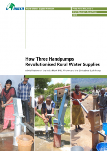 How Three Handpumps Revolutionised Rural Water Supply