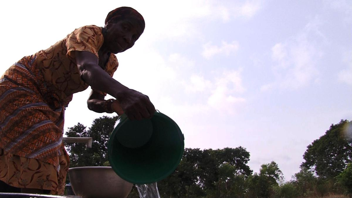 Changing the whole system to provide water, sanitation and hygiene services thatlast