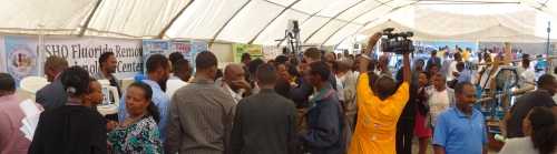 Self-supply Trade Fair, Addis Ababa (March 2015) A. Olschewski/Skat