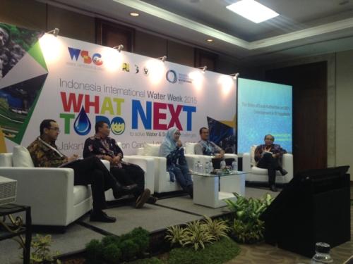 Panel presentations IIWW