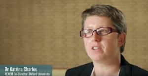 Dr Katrina Charles explains the REACH Catalyst Grant process