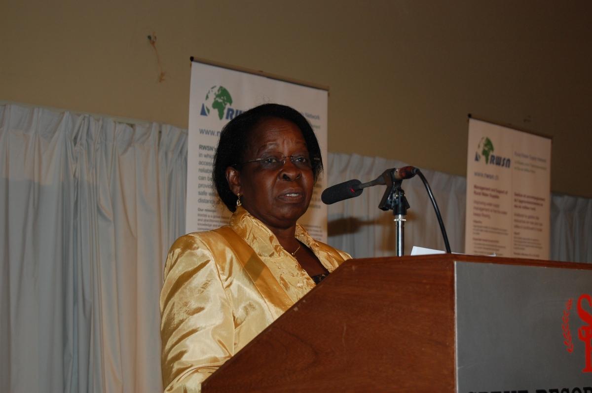 In Memoriam: Hon. MariaMutagamba