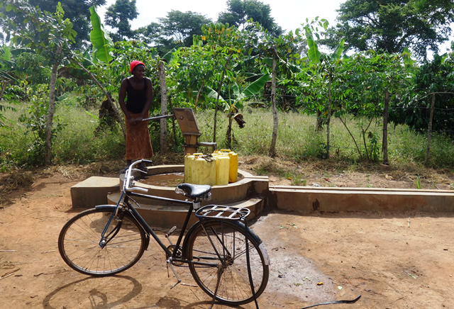 """The borehole is not a madman""  3 reasons why Community Based Management demands a rethink"