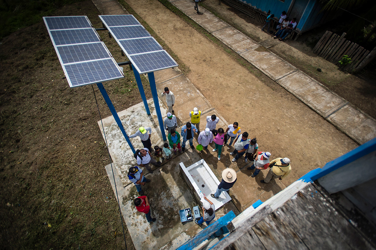 Three common myths about solar-powered waterpumping