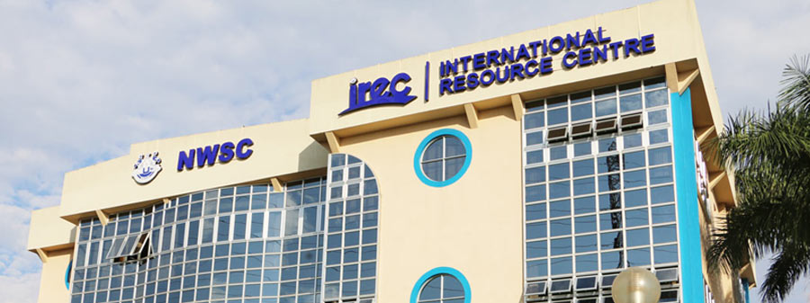 African Water and Sanitation Academy (AWASA): The International Resource Centre (IREC) of NWSC, Kampala, Uganda ; your Hub for Africa