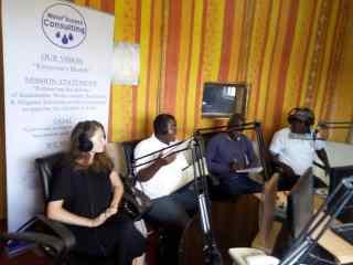 WASH radio show