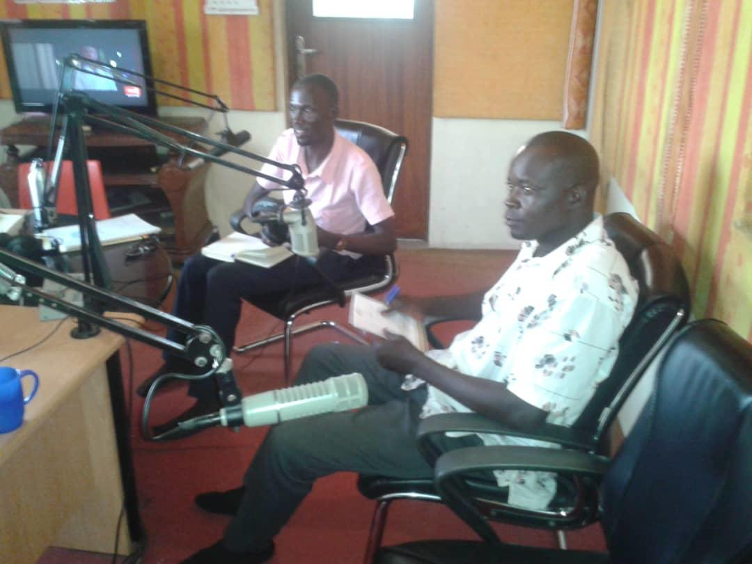 How a radio talk show is promoting WaSH in Northern Uganda