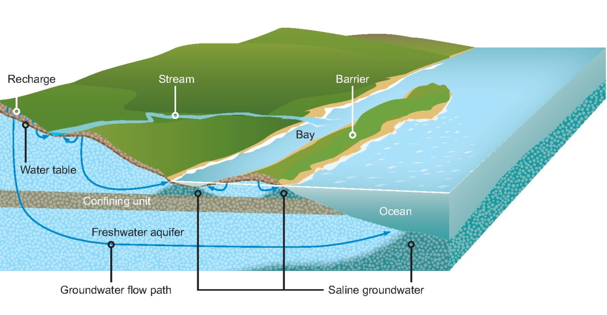 Seawater intrusion – a challenge for the 21stcentury