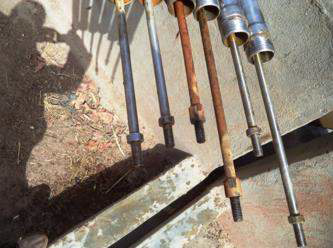 Handpump corrosion and material quality: A challenge for Burkina Faso and globally