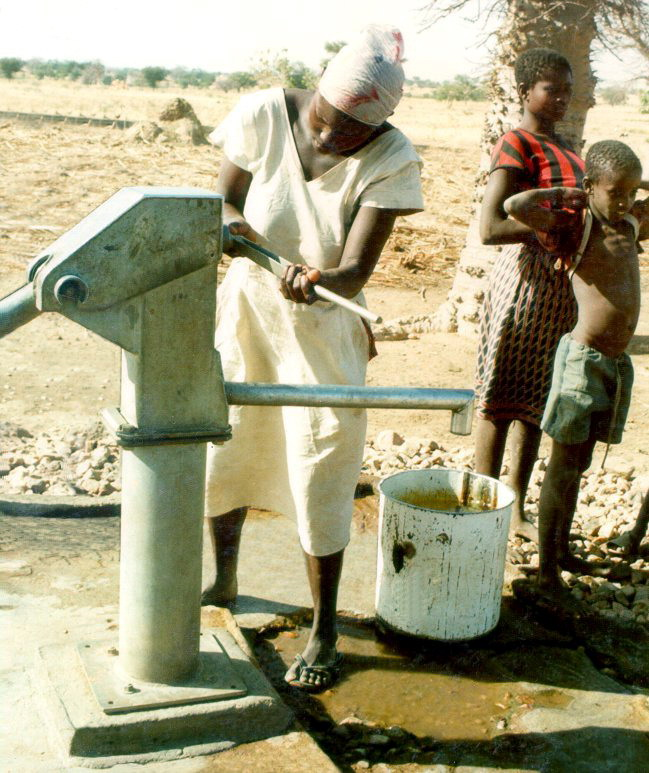 Opportunity to publish: handpumps in drinking water services