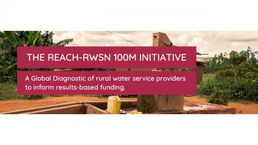 Iniciativa RWSN-REACH 100M