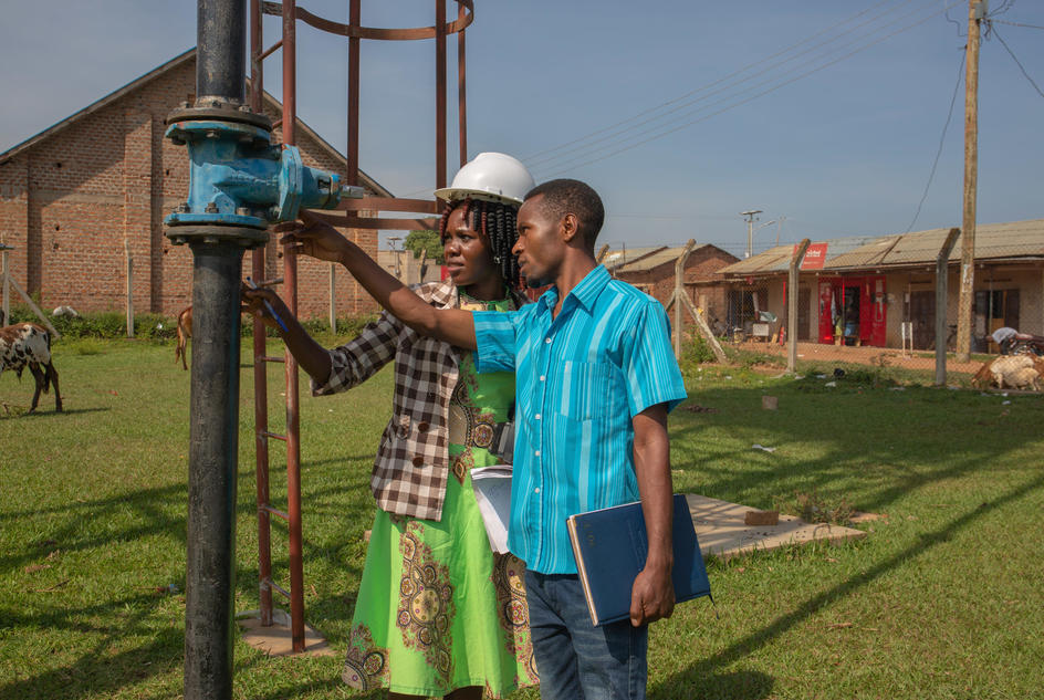 New from WaterAid: Piped water supply services: strengthening management models in rural and small towncontexts